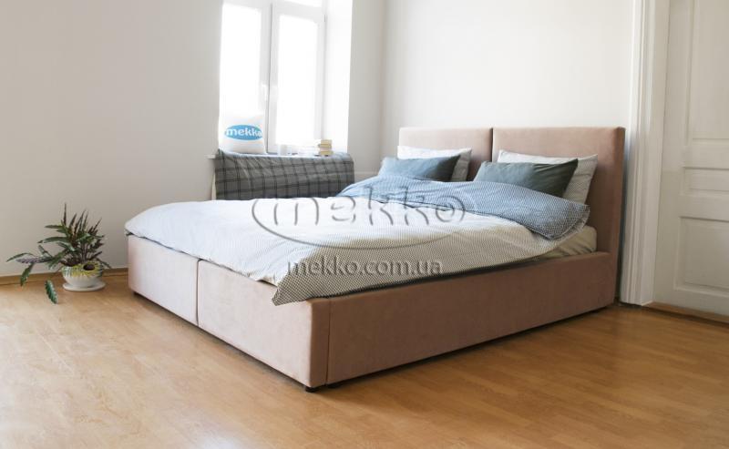 М'яке ліжко Enzo (Ензо) фабрика Мекко  Бережани