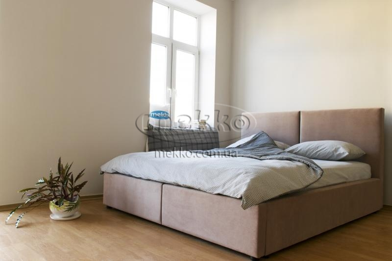 М'яке ліжко Enzo (Ензо) фабрика Мекко  Бережани-3