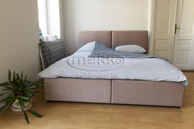 М'яке ліжко Enzo (Ензо) фабрика Мекко  Бережани-4