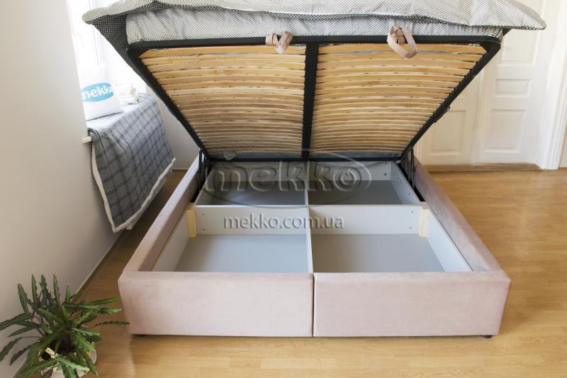М'яке ліжко Enzo (Ензо) фабрика Мекко  Бережани-5