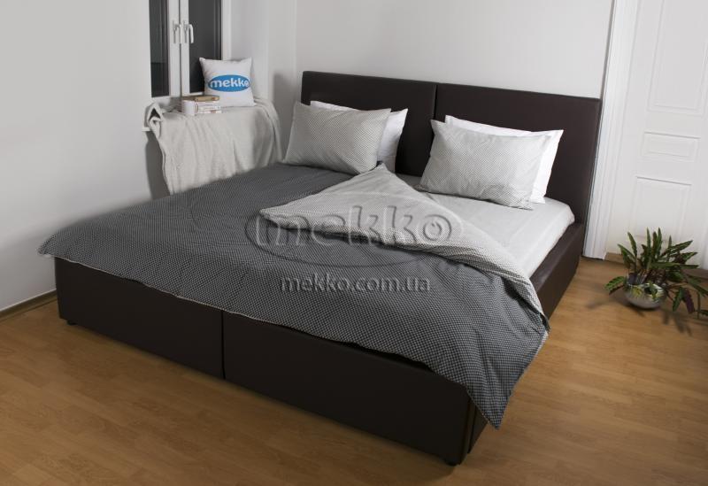 М'яке ліжко Enzo (Ензо) фабрика Мекко  Бережани-9