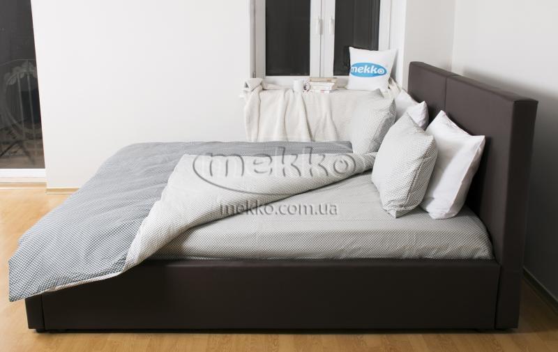 М'яке ліжко Enzo (Ензо) фабрика Мекко  Бережани-8