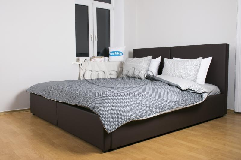 М'яке ліжко Enzo (Ензо) фабрика Мекко  Бережани-7