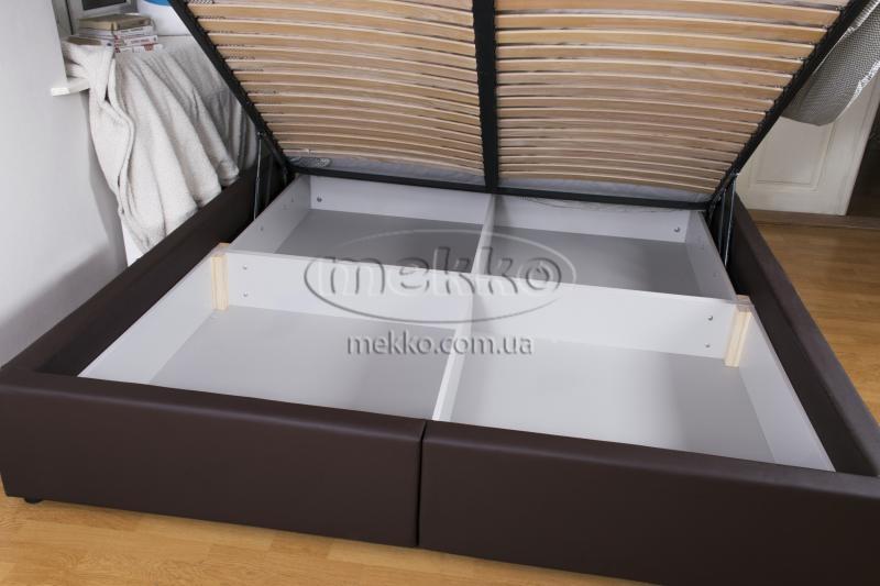 М'яке ліжко Enzo (Ензо) фабрика Мекко  Бережани-11
